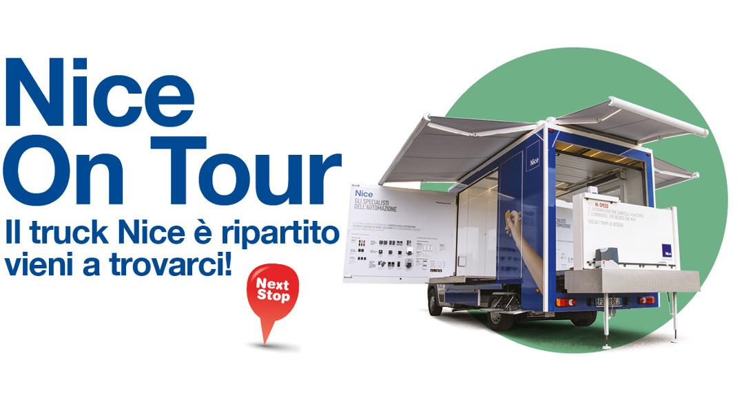 Nice on Tour: il roadshow è ripartito!