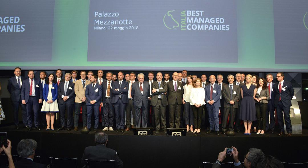 "Nice awarded among the ""Best Managed Companies"" in Italy"