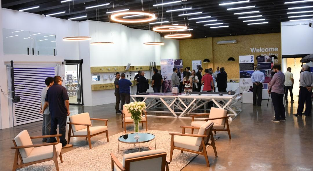 Nice inaugurates a forefront plant for electronics in Santa Rita do Sapucaí, Brazil