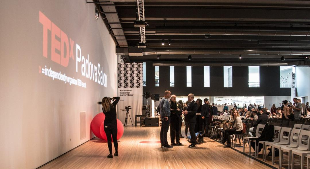 TEDxPadovaSalon in TheNicePlace