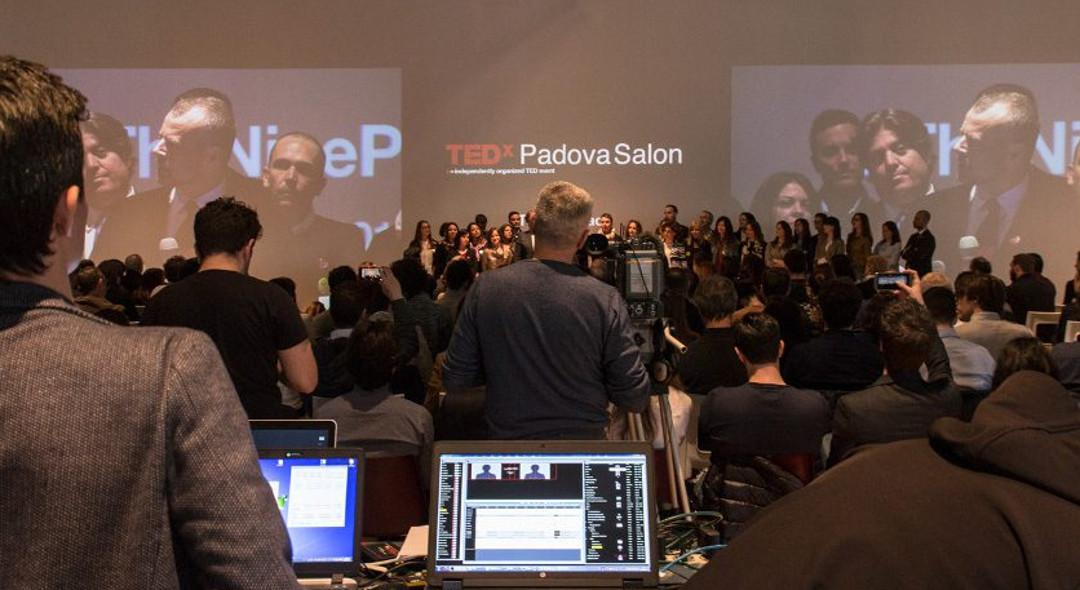 Watch the videos of TEDxPadovaSalon talks!