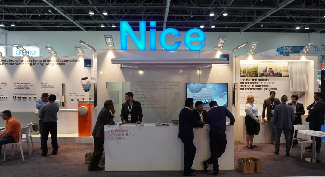 Our solutions for smart building automation on show at The Big 5 Dubai