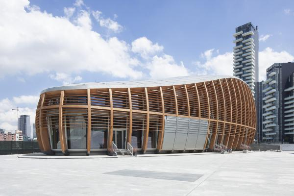 UniCredit Pavilion