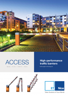 High-performance traffic barriers