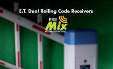 E.T. Dual Rolling Code Receivers