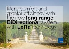 BiDirectional Era One transmitter and OXI receiver with LoRa® technology