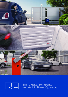 Sliding Gate, Swing Gate and Vehicle Barrier Operators