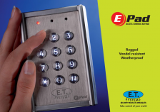 E-Pad keypad