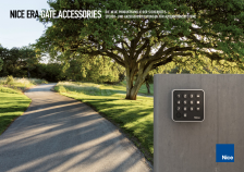 Era Gate Accessories