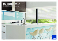 Era Inn 	Edge SS AC: the smart silent solution for automating shangri-la interior blinds