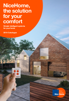 NiceHome, the solution for your comfort