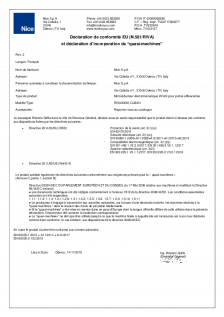 RIVA200M, CLB201