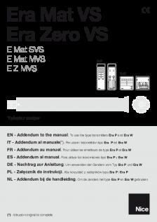 ERA MAT VS-ERA ZERO VS