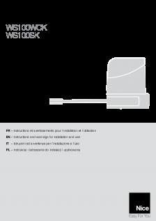 WS200W-WS100WCK-WS100SK