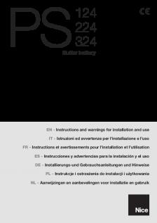 PS124-PS224-PS324