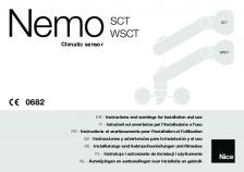 NEMO SCT-NEMO WSCT