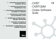 OVBT-OVBTGSM-OVIEW SOFTWARE SUITE