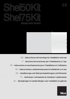 SHEL50KIT-SHEL75KIT