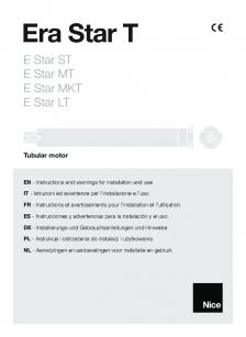 ERA STAR T
