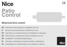 Nice Patio Control